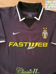 2003/04 Juventus 3rd Football Shirt (XL)