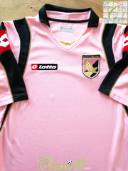 2008/09 Palermo Home Football Shirt (S)