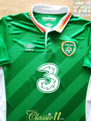 2016/17 Republic of Ireland Home Football Shirt (L)