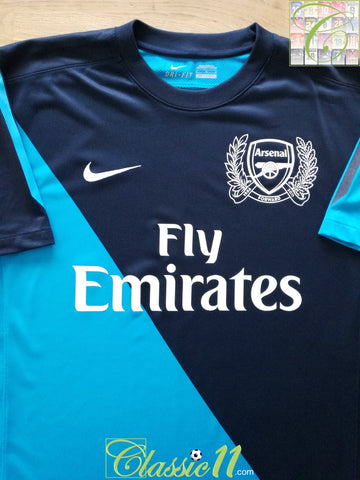 2011/12 Arsenal Away Football Shirt (XL)