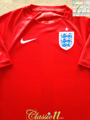 2014/15 England Away Football Shirt (S)