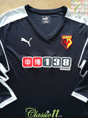 2015/16 Watford Away Football Shirt. (L)