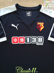 2015/16 Watford Away Football Shirt (L)