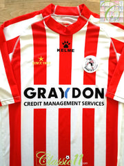 2005/06 Sparta Rotterdam Home Football Shirt (L)