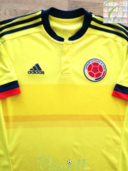 2015/16 Colombia Home Football Shirt (S)