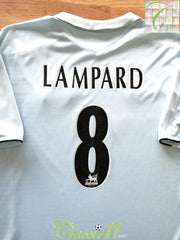 2005/06 Chelsea Away Premier League Football Shirt Lampard #8 (3XL)