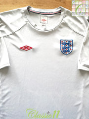 2009/10 England Goalkeeper Football Shirt (XXL)