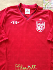 2012/13 England Goalkeeper Football Shirt (M) (L)