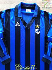 1986/87 Internazionale Home Football Shirt. (S)