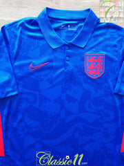 2020/21 England Away Football Shirt (M)