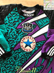 1995/96 Newcastle United Goalkeeper Football Shirt (XL)