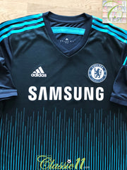2014/15 Chelsea 3rd 'Adizero' Football Shirt (XL) (EU10) *BNWT*