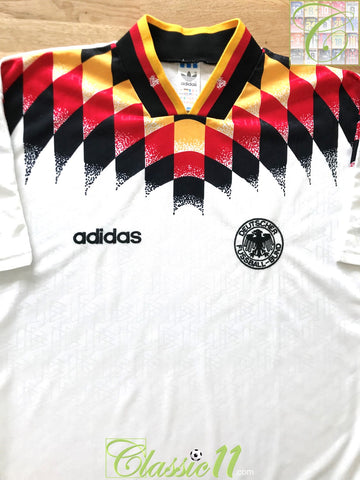 1994/95 Germany Home Football Shirt (M)