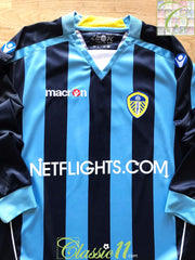 2008/09 Leeds United Away Football Shirt. (M)