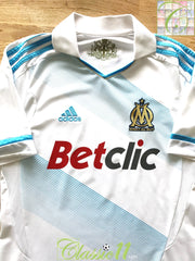 2011/12 Marseille Home Football Shirt (S)