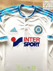 2015/16 Marseille Home Football Shirt (M)