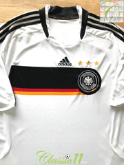 2008/09 Germany Home Football Shirt (XL)