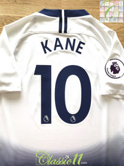 2018/19 Tottenham Home Premier League Football Shirt Kane #10 (M) *BNWT*