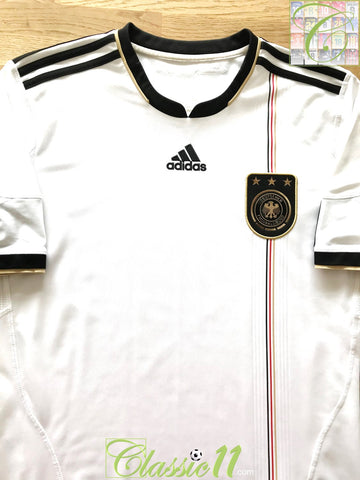 2010/11 Germany Home Football Shirt (L)