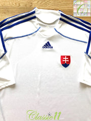 2010/12 Slovakia Home Formotion Football Shirt (XL) *BNWT*