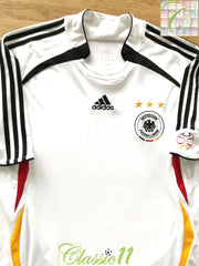 2006/07 Germany Home Football Shirt (M)