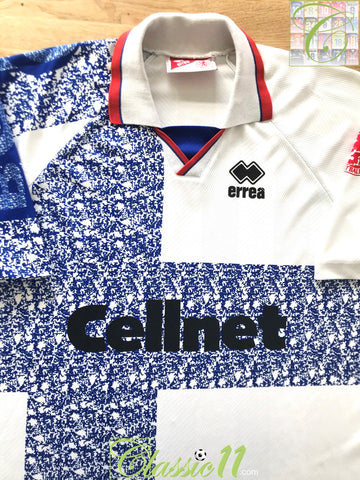 1996/97 Middlesbrough Away Football Shirt (XL)