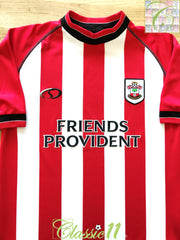 2003/04 Southampton Home Football Shirt (M)