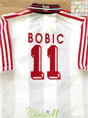 1997/98 Stuttgart Home Football Shirt Bobic #11 (S)