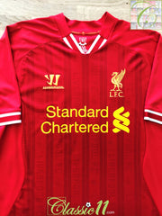 2013/14 Liverpool Home Football Shirt (L)