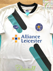2005/06 Leicester City Away Football Shirt (S)