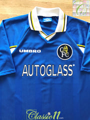 1997/98 Chelsea Home Football Shirt (L)