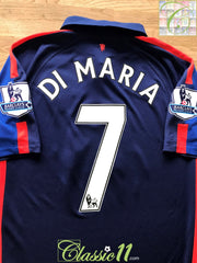 2014/15 Man Utd 3rd Premier League Football Shirt Di Maria #7 (S)