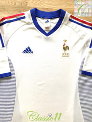 2002/03 France Away Football Shirt (L)