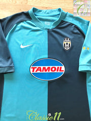 2006/07 Juventus Goalkeeper Football Shirt (XL)