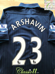 2009/10 Arsenal Away Premier League Football Shirt Arshavin #23 (M)