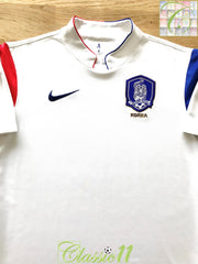 2014/15 South Korea Away Football Shirt (M)