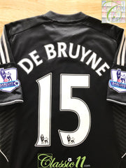 2013/14 Chelsea 3rd Premier League Football Shirt De Bruyne #15 (S)