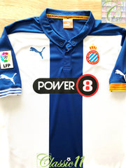 2014/15 Espanyol Home La Liga Football Shirt (L)