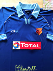 2004/05 Watford Away Football Shirt (XL) *BNWT*