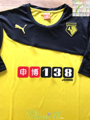 2013/14 Watford Home Football Shirt (XL) *BNWT*