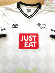 2015/16 Derby County Home Football Shirt (L)