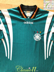 1996/97 Germany Away Football Shirt (M)