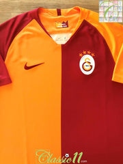 2018/19 Galatasaray Home Football Shirt (L)