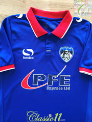 2015/16 Oldham Athletic Home Football Shirt (S)