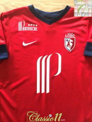 2013/14 Lille Home Football Shirt (B)