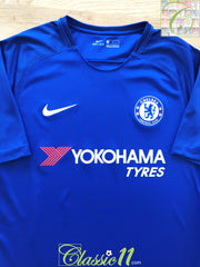 2017/18 Chelsea Home Football Shirt (XL)