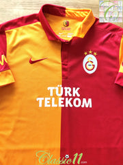 2012/13 Galatasaray Home Football Shirt (L)