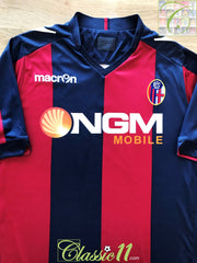 2013/14 Bologna Home Football Shirt (XL)
