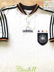 1996/97 Germany Home Football Shirt (XXL)