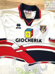 1996/97 Genoa Away Football Shirt (L)